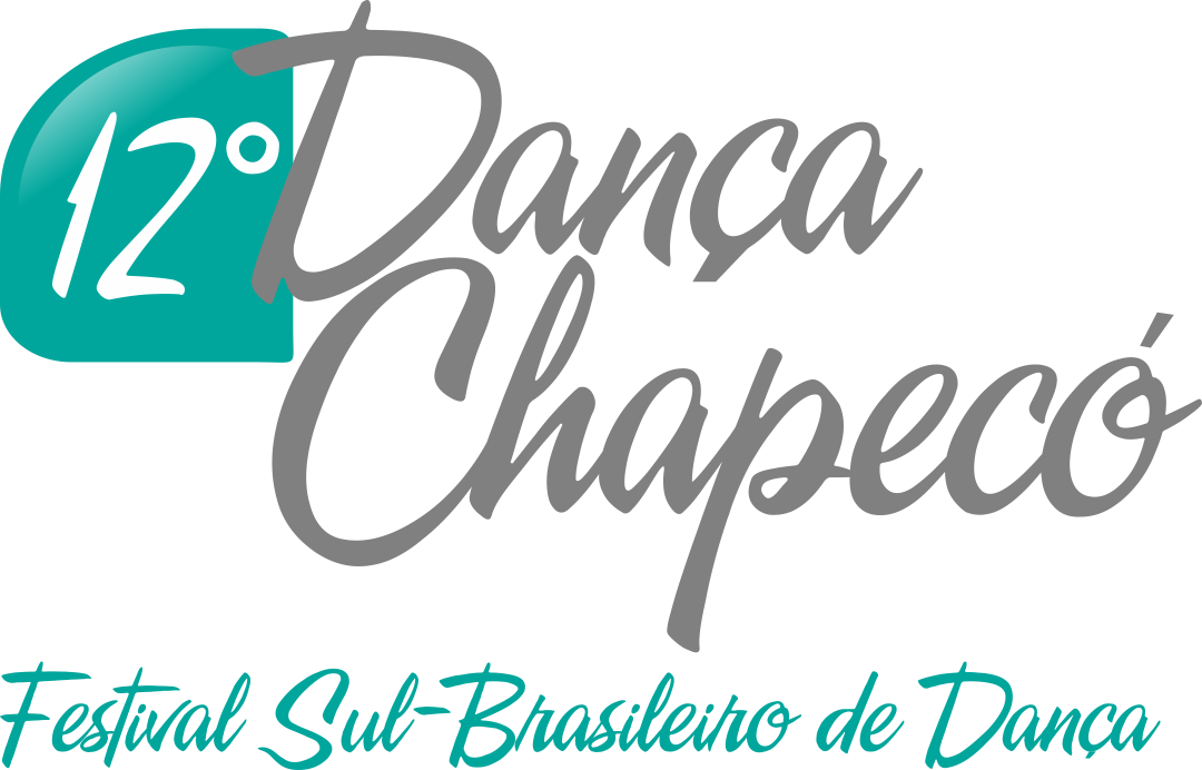 Logotipo do Dança Chapecó